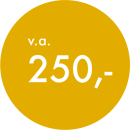 Vanaf 250 euro